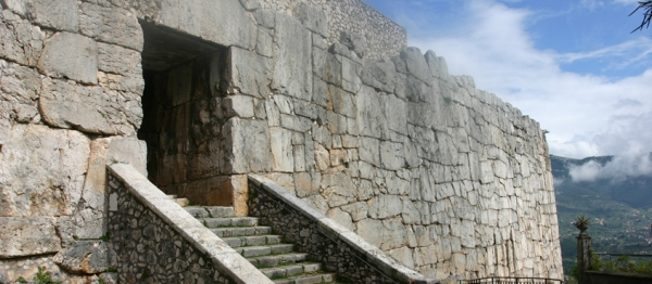 The Cyclopean Walls